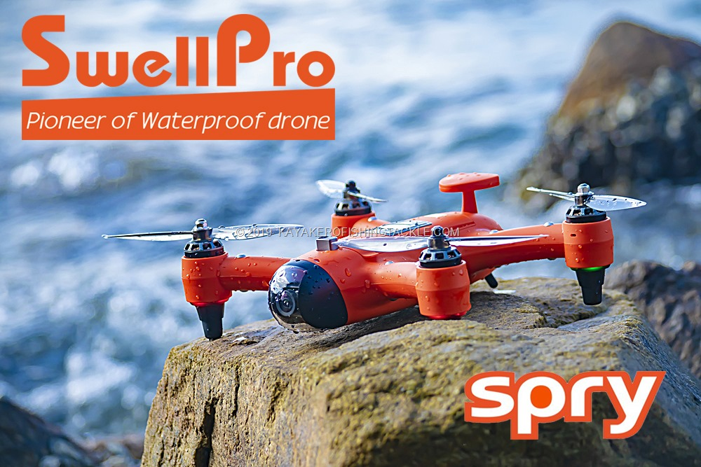 Swell Spry waterproof drone