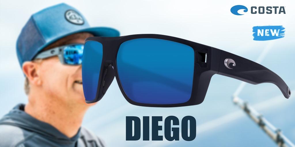 Costa Diego nuova linea polarizzati