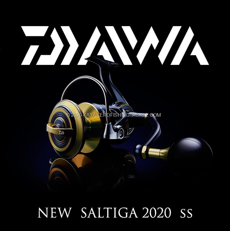 Daiwa Saltiga 2020  new