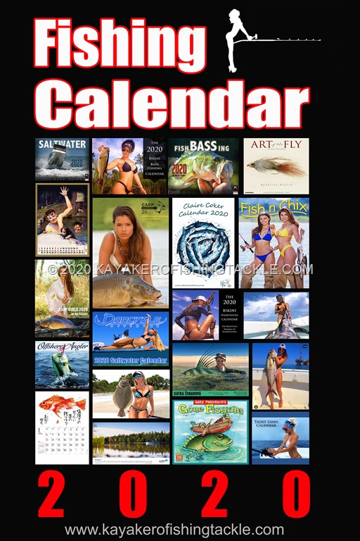 Fishing Calendar 2020