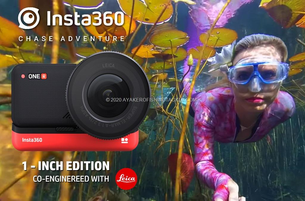 Insta 360 ONE R 1-Inch Edition