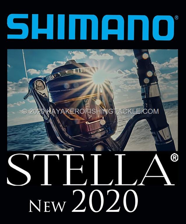 Shimano Stella SW new 2020
