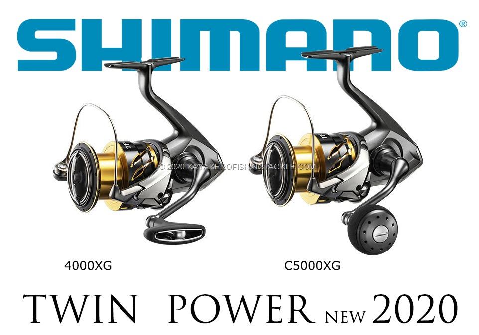 Shimano Twin Power new 2020