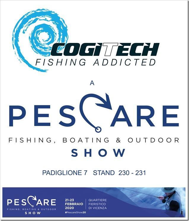 Cogitech anteprima Pescare Show cover