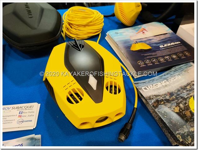 EUROSPORTOS-Drone-marino Chasing Dory
