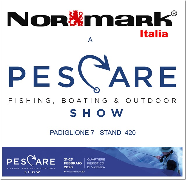 Normark Italia  Pescare Show