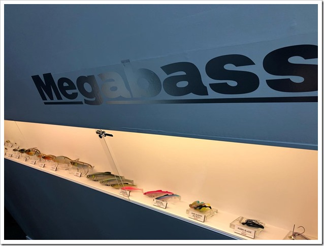 OSAKA FISHING SHOW News Megabass