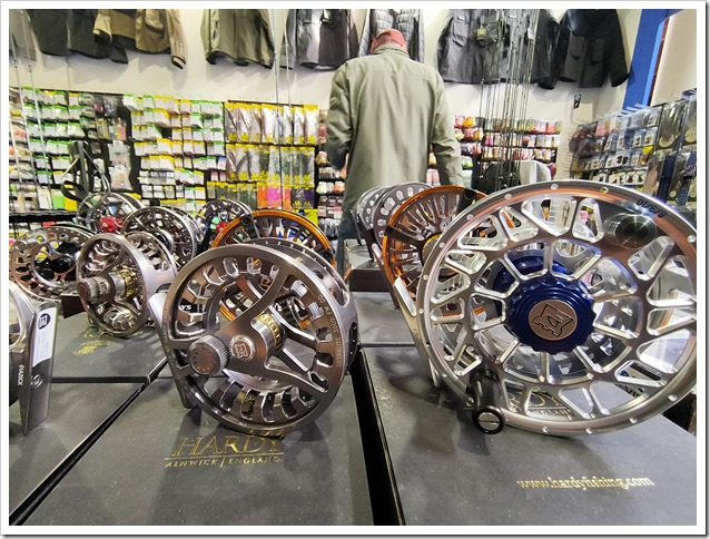 PESCARE-SHOW-2020-Hardy Fly Reels