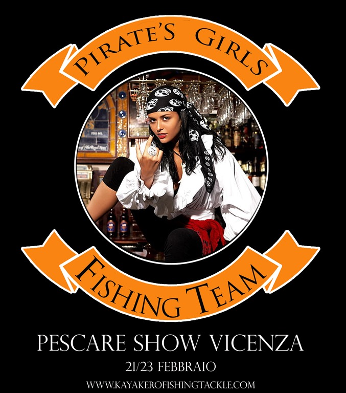 Pirate'S Girls a Pescare Show