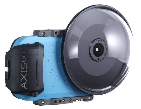 axisgo-6-inch-dome-mkii-on-housing