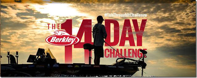 Berkley Fish Trought Challenge