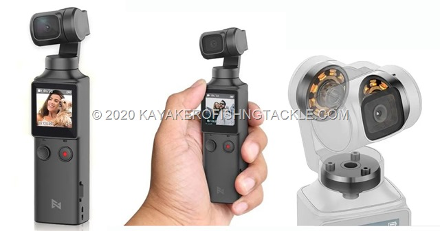FIMI-PALM-Gimbal-Camera a