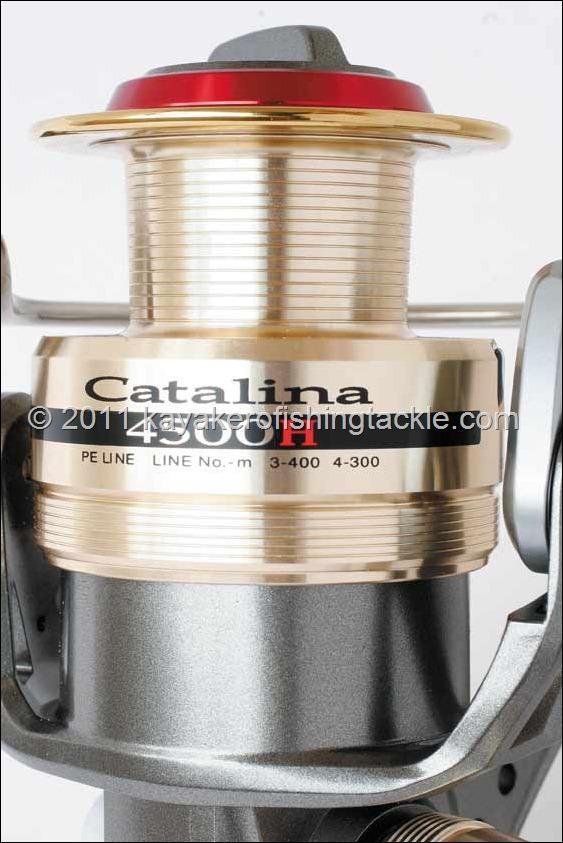 DAIWA-CATALINA-4500H---Particolare-bobina-ABS