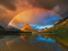 foto-naturalistica-2012-gdt-european-wildlife-photographer-landscapes-category-highly-commended-rainbow-over-two-medicine-lake-by-frank-krahmer-gdt-germany