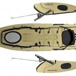 Pathfinder Freedom Kayak