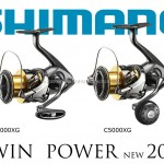 Shimano Twin Power new 2020