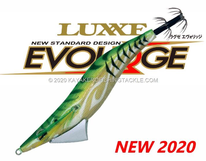 Luxxe Evolidge new 2020