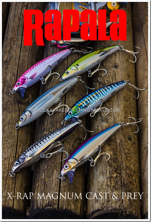 RAPALA-X-RAP-MAGNUM-CAST-&-PREY-cover