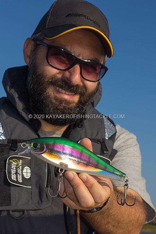 Rapala Coloring, un italiano tra i finalisti
