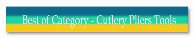 Cutlery tools