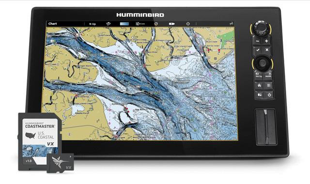 Electronics Humminbird Coastmaster Charts a