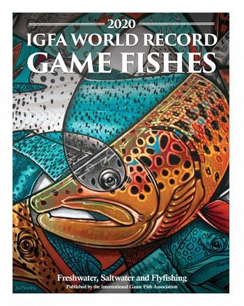 IGFA 2020 World Record Game Fishes Book