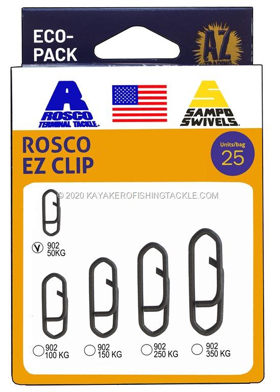 AZ Eco Pack Rosco EZ Clip