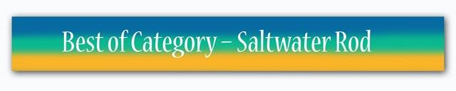 Saltwater-rod