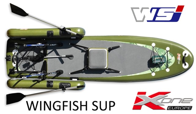 WINGFISH SUP