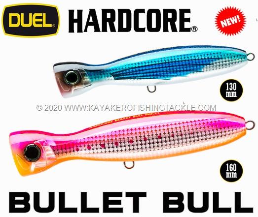 Hardcore Bullet Bull Popper cover