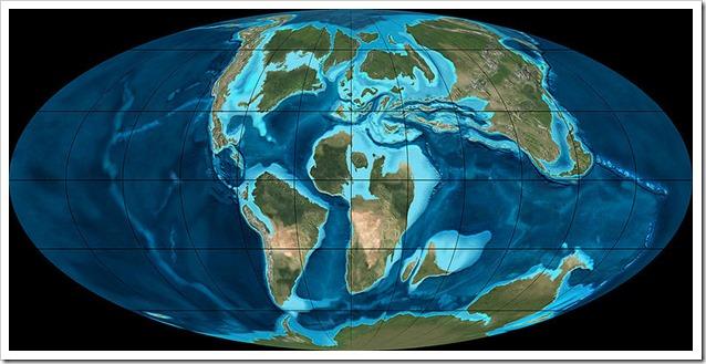 LateCretaceousGlobal