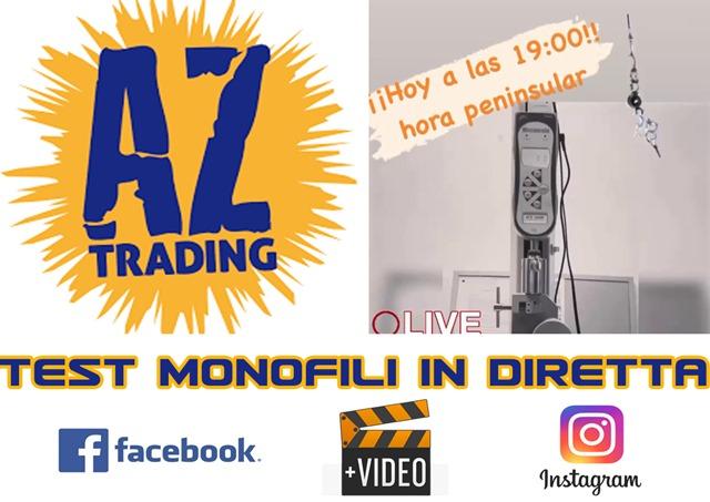 AZ TEST MONOFILI cover