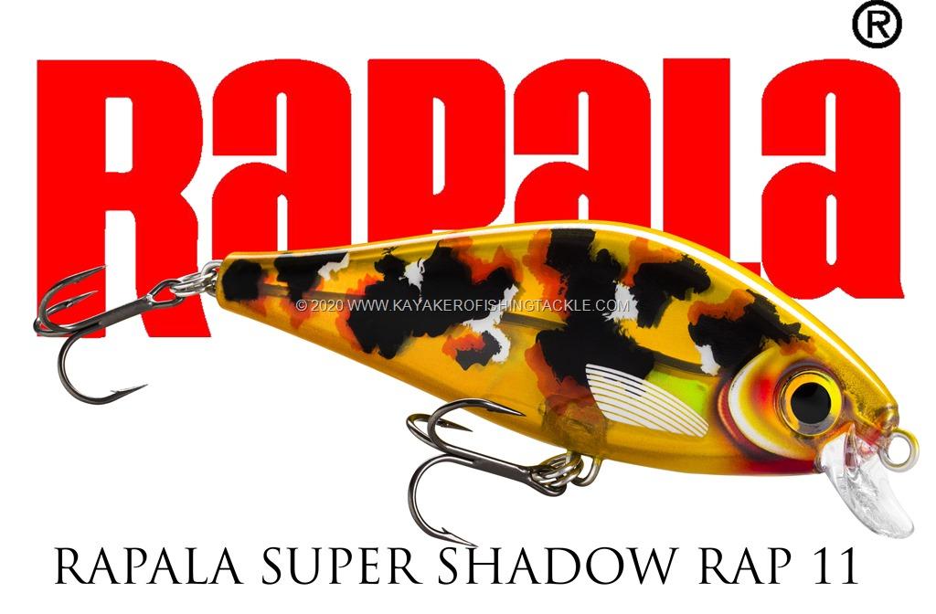 Rapala Super Shadow Rap® 11