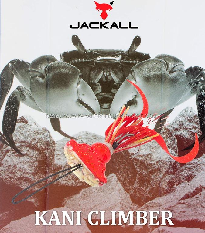 Jackall KANI CLIMBER CHINU